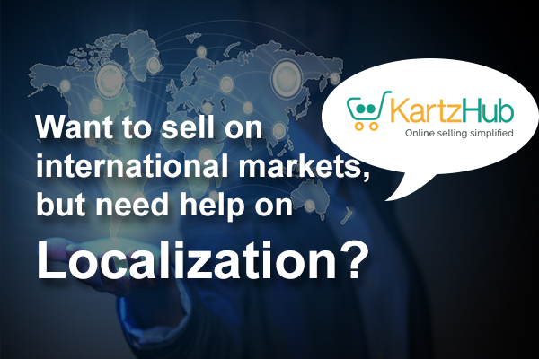 sell on international market