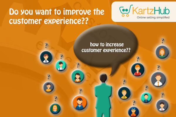 inrease customer experience