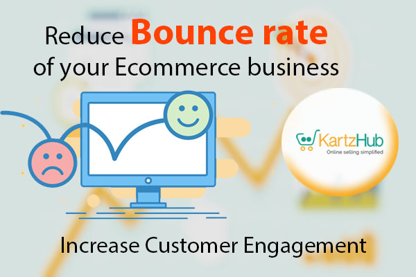 bounce rate for eCommerce websites