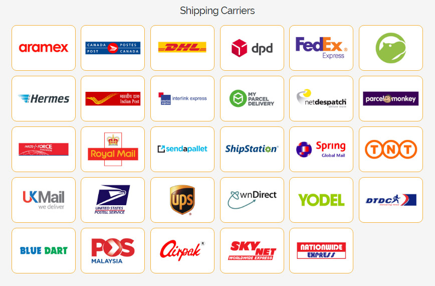 Centralized Ecommerce Shipping Integration and Multi Carrier Software