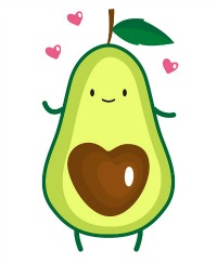 Heart Healthy Avocado