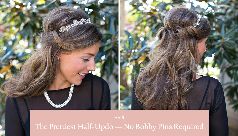 Prettiest-Half-Up-Do