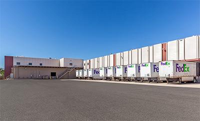 LBA Logistics