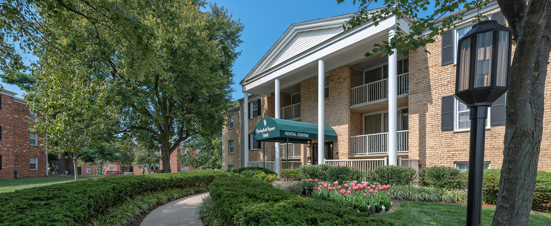 Springfield Apartments for Rent | Lerner Springfield Square
