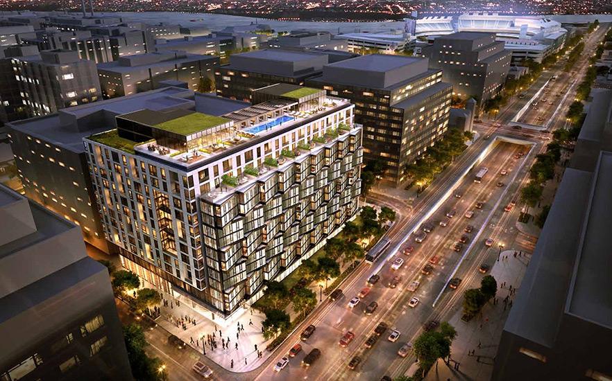 lerner to build 250 unit luxury apartment building in capitol