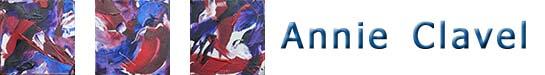 Annie Clavel's Website Logo
