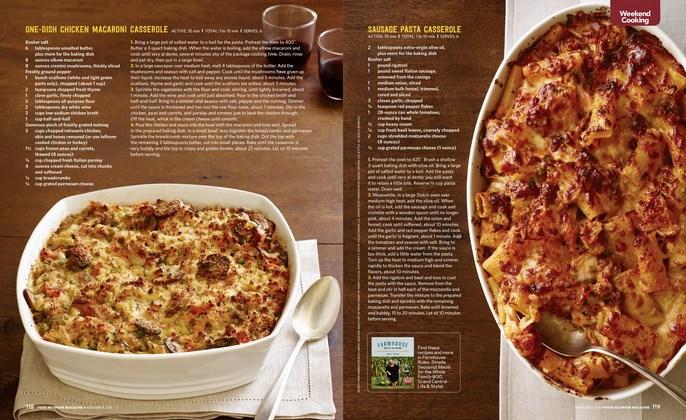 Steve Giralt News Casseroles For Food Network Magazine