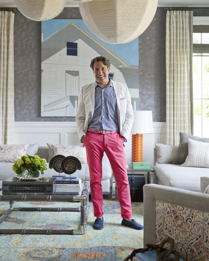 Interior Designer Thom Filicia Is Founder And Principal Of New York City Based Design Firm Inc Since Launching The Acclaimed Enterprise In