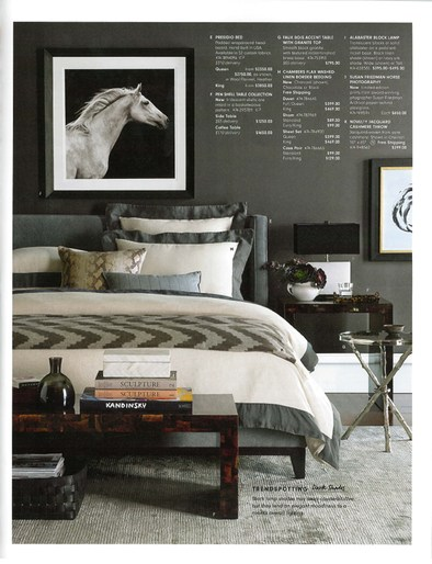 check out the thom filicia home collection artwork for soicher marin featured in the holiday home catalog