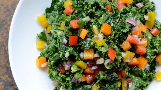 Kale & Avocado Salad