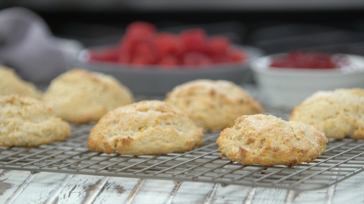 Drop Biscuits | Egg & Dairy-Free
