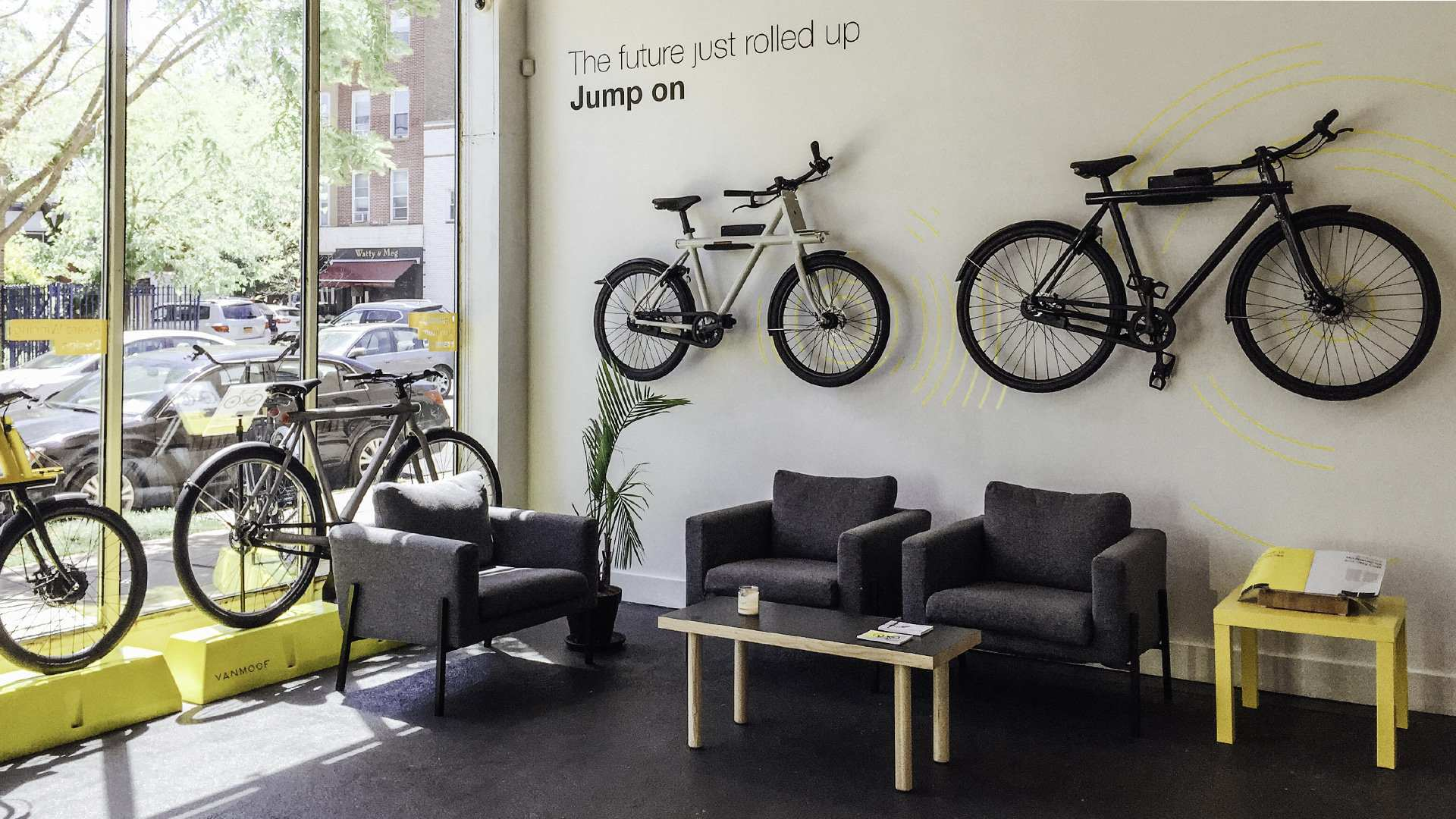 VanMoof New York