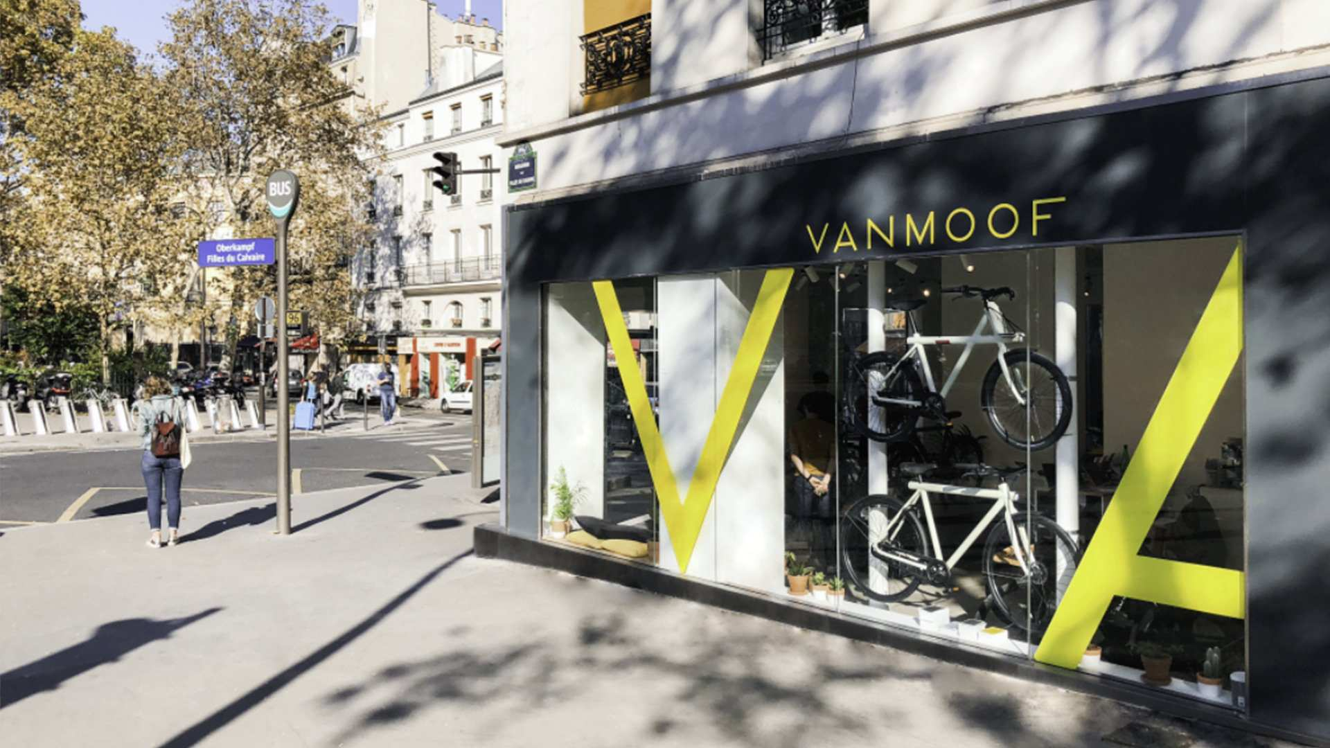 VanMoof Paris