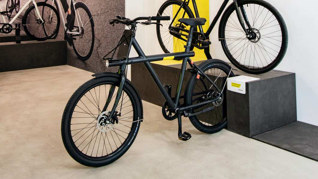 VanMoof Pop-up Store Munich