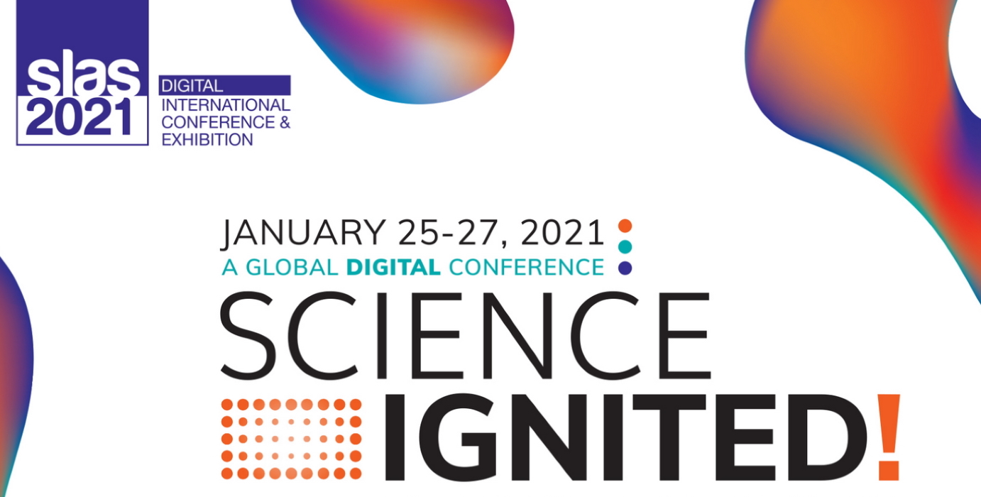 "SLAS prepares for digital event to ""Ignite 2021 with a spark"""