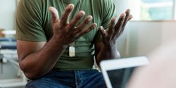 Ketamine infusions prove promising in PTSD