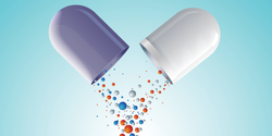 Drug dissolution solution
