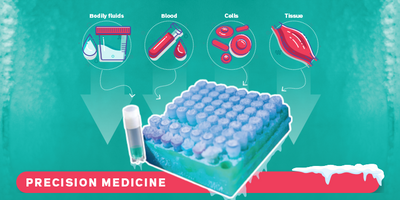 Infographic: Banking on Biology