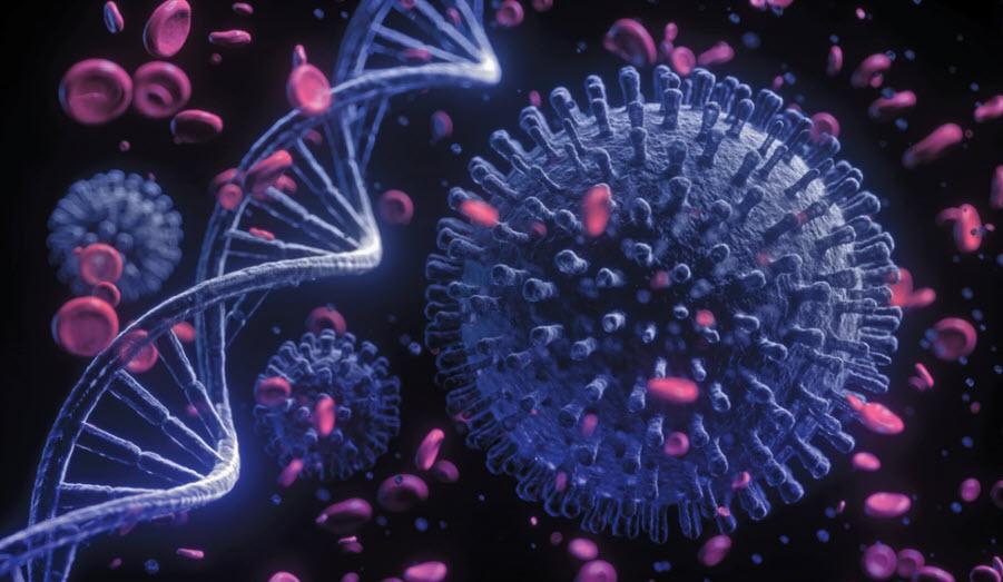 The genomics of COVID