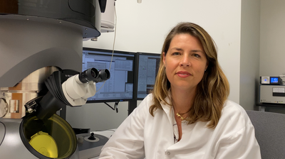 The new CEO of the La Jolla Institute for Immunology ascended by lifting others
