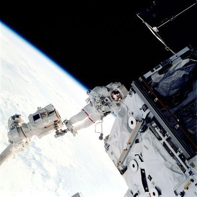 Keeping astronauts healthy in space
