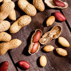 Peanuts may be the key to treating peanut allergies