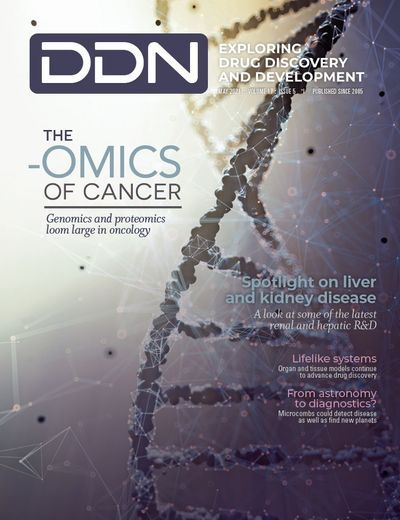 Latest Issue's Magazine Cover
