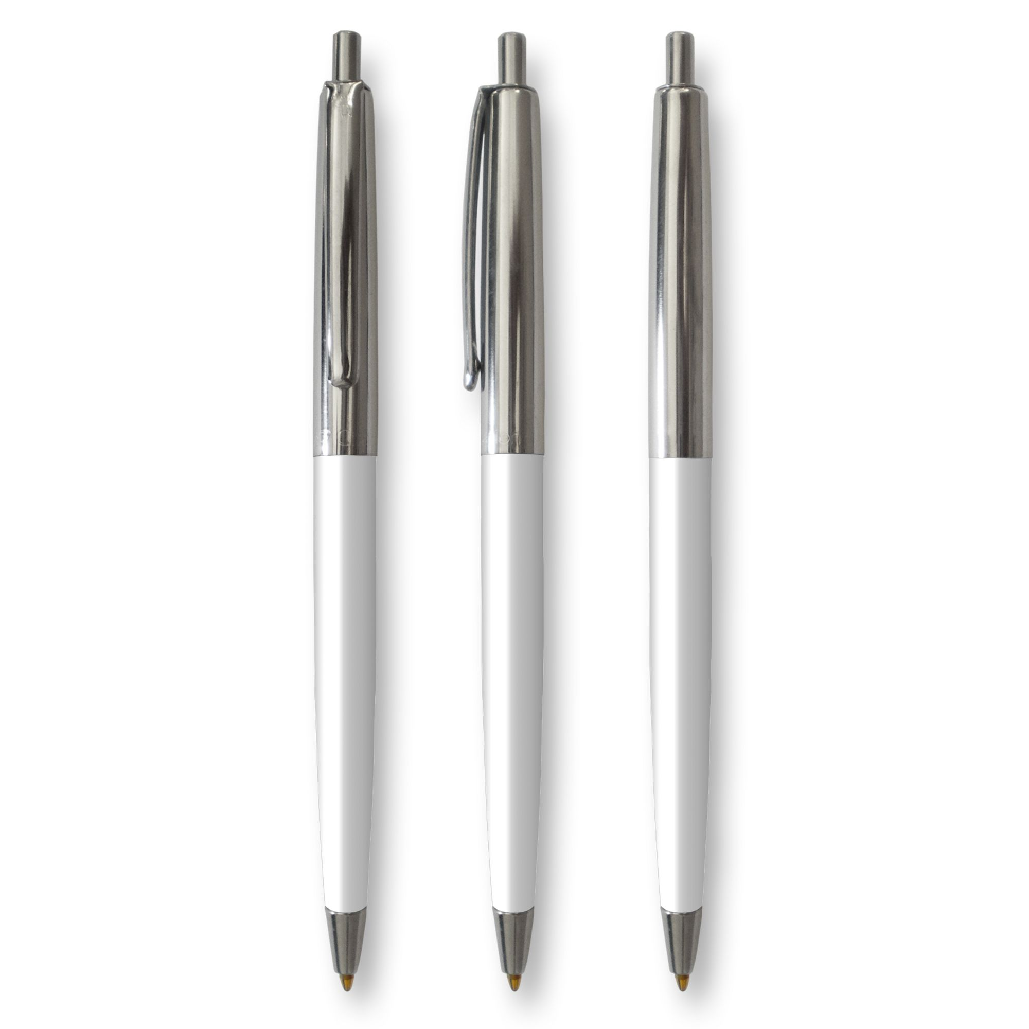 Bic Citation Ball Pen in White