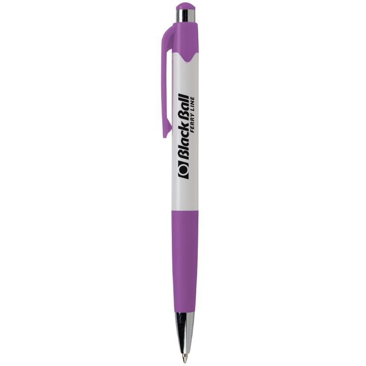 Mardi Gras Jubilee Ball Pen in Purple