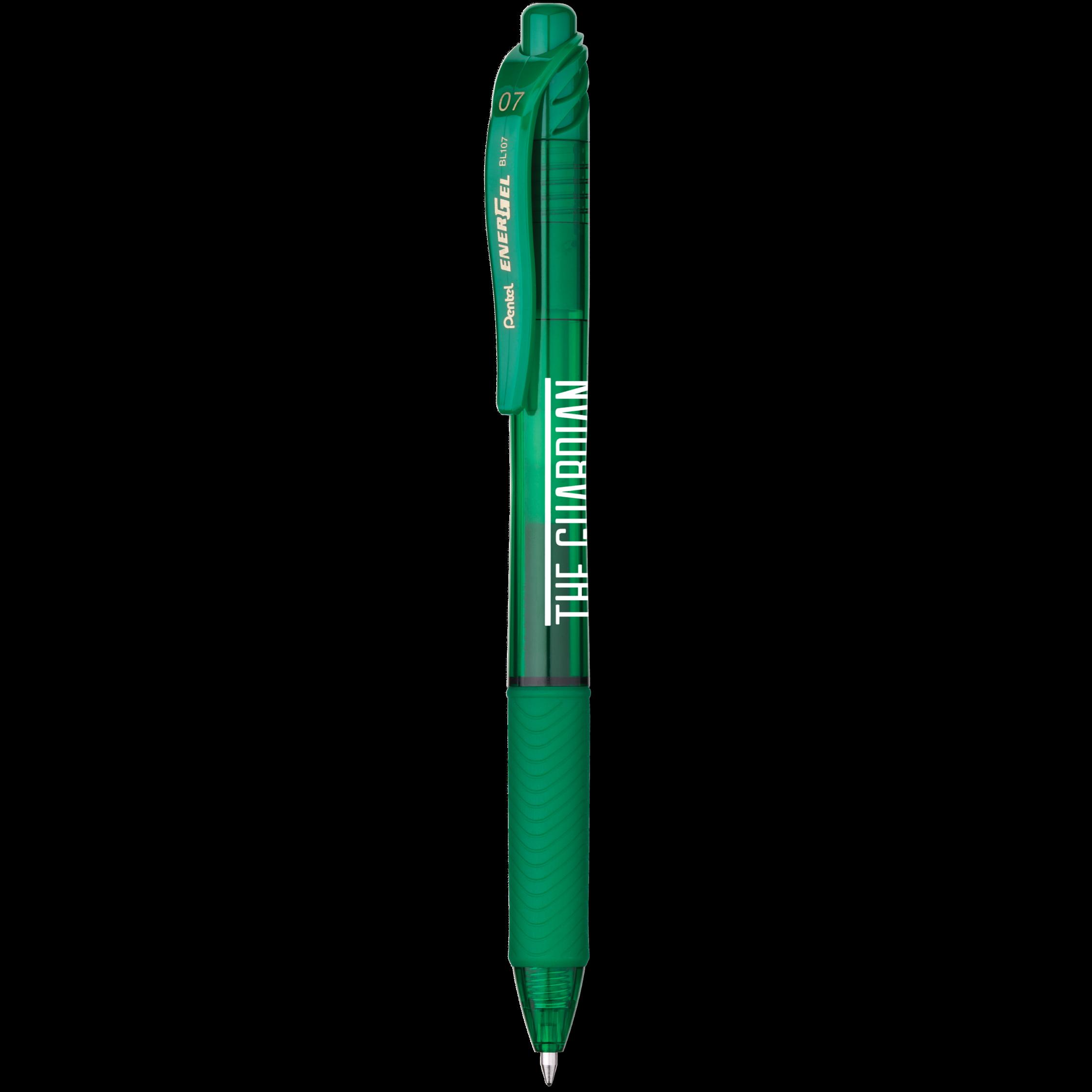 Pentel EnerGel-X RT Gel Pen in Green