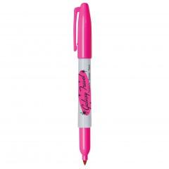 Sharpie Neon Marker in Neon Pink Imprinted