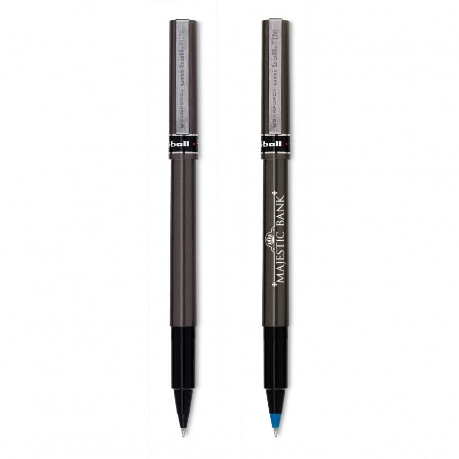 uni-ball Deluxe Micro Roller Ball Pens