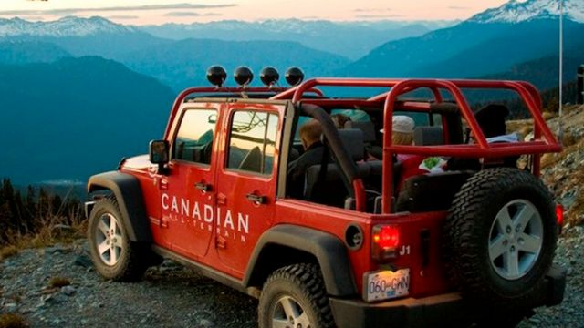 Jeep 4x4 Tours
