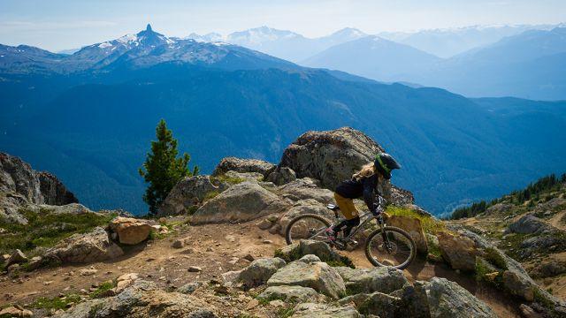 Whistler Mountain Bike Park Lift Tickets
