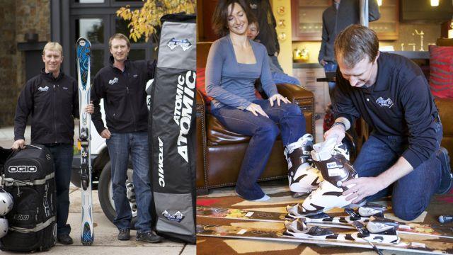 Ski/Snowboard Rental Home Delivery