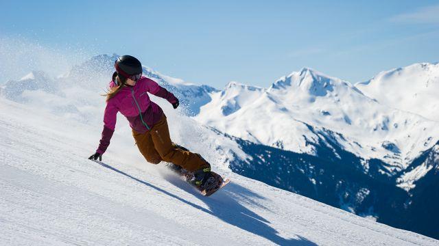Snowboard Equipment Rentals