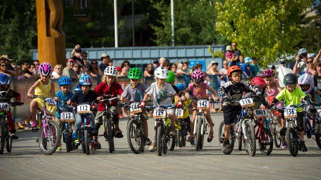 Kids Bike Park Program
