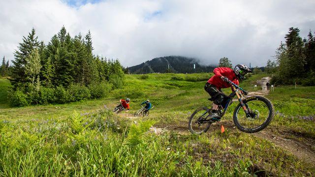 Whistler Bike Park Lessons