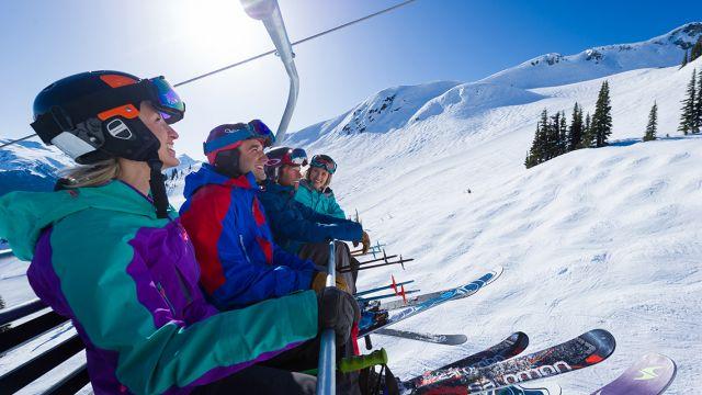 Ski Equipment Rentals