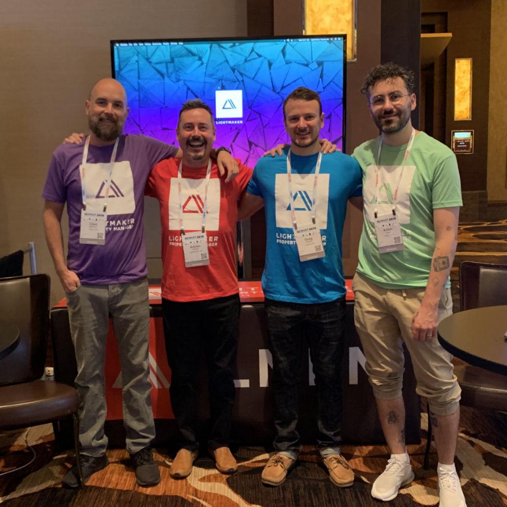 LMPM Team at Rezfest 2019
