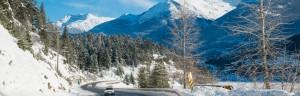 Highway 99 Winter