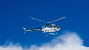 Helicopter to Whistler