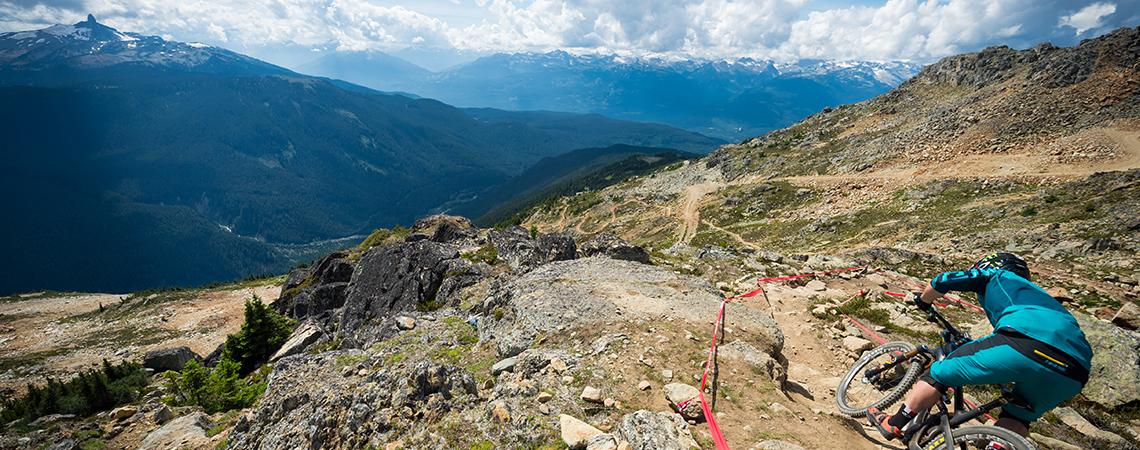 Top of the World Mountain Biking