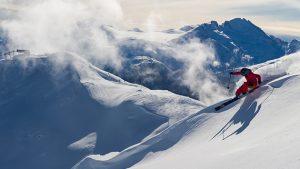 ski-in-whistler