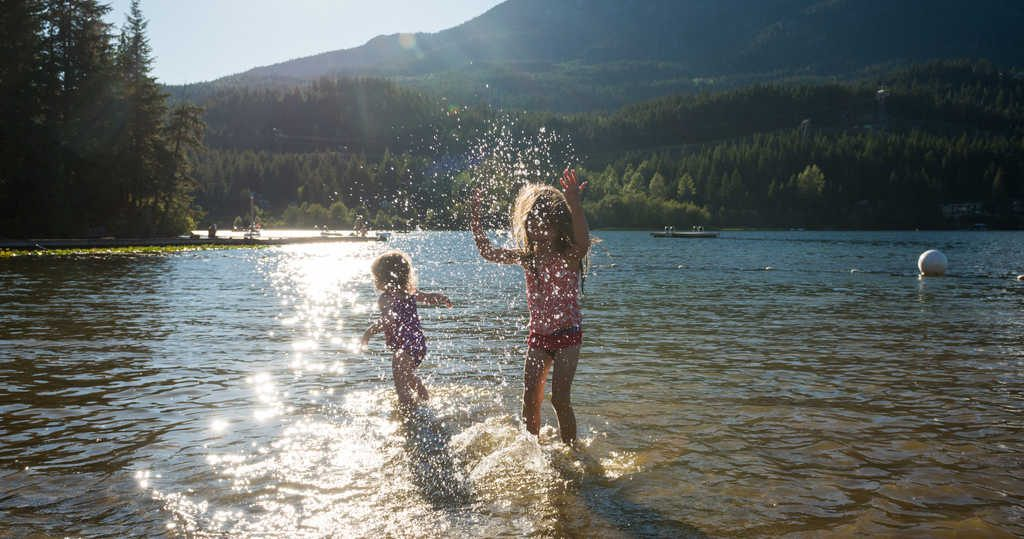 Family Friendly Activities Whistler