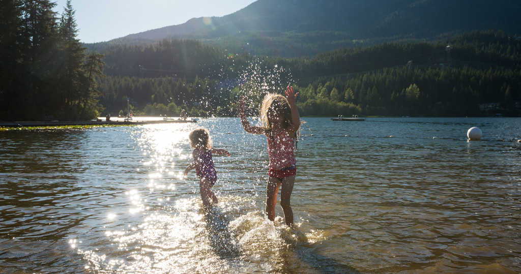 Top 8 Family & Children Whistler Summer Activities