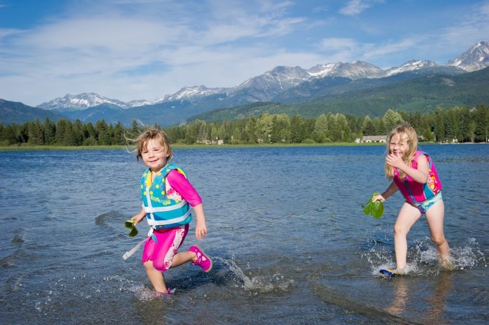 Top 8 Family & Children Whistler Summer Activities
