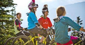 Whistler Mountain Bikers