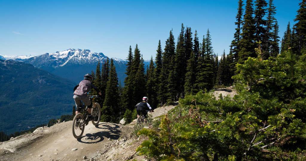 Whistler Platinum's Summer Biking Guide