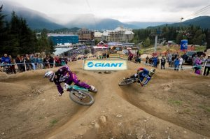 Giant Dual Slalom at Whistler Crankworx